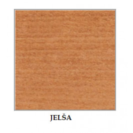 ArtElb Jedálenská taburetka T1 Farba: Jelša
