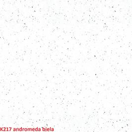 ArtExt Pracovná doska - 38 mm 38 mm: Andromeda biela K217 GG