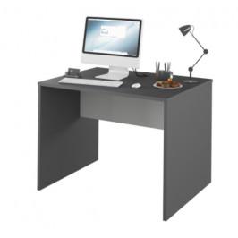 Tempo Kondela Písací stolík Rioma typ 12 Farba: Grafit / biela