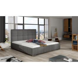 ArtMarz Manželská posteľ Cortina Prevedenie: 160 x 200 cm
