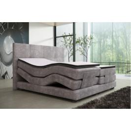 ArtMarz Manželská posteľ Mario Electric Hard-top Prevedenie: 160 x 200 cm