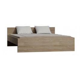 JarStol Manželská posteľ Orlando O-19
