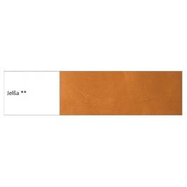 Drewmax Jednolôžková posteľ - masív LK161 | 100 cm buk Morenie: Jelša