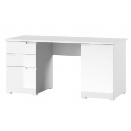 Szynaka PC stolík Selene 15 biela