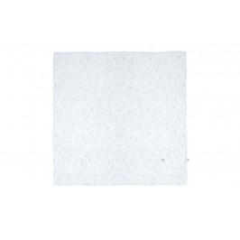 ArtBel Mušelínová prikrývka Flakes Prevedenie: 75 x 75 cm