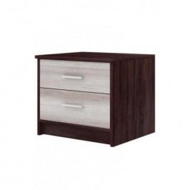 ICK, FAMILIA nočný stolík, 45x36x39 cm