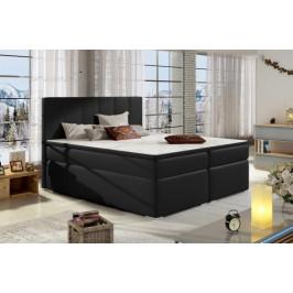 ZET, BOLERO kontinentálna boxspring posteľ 140x200