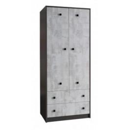 JRK, TEMPO 2 Šatní skříň