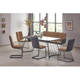 HLR, DENVER dizajnový jedálenský stôl 180/90/76 cm