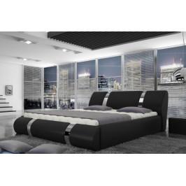 WRS, ATLANTIDA čalúnená posteľ, 140x200