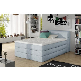 WRS, MARINE kontinentálna boxspring posteľ 120x200 cm