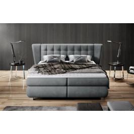 WRS, LARONA kontinentálna boxspring posteľ 140x200 cm