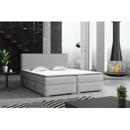 ZET, DETROIT kontinentálna posteľ boxspring 180x200