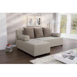 MEROB, PEDRO malá rozkladacia sedačka s úložným priestorom, 203x140 cm