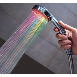 LED sprcha s meničom farieb
