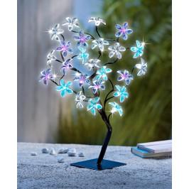 LED strom More kvetov