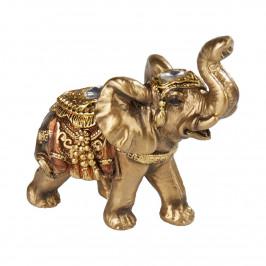 Dekorácia slon Goldi