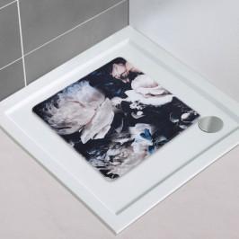 Protišmykové Kúpeľňové podložka Peony, 54 x 54 cm