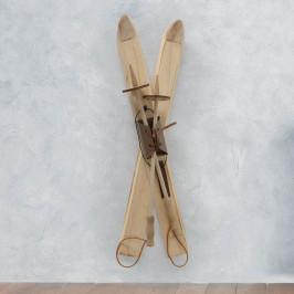 Nástenná dekorácia Lyže