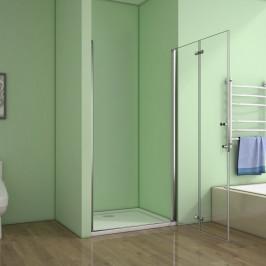 STACATO - MINERVA LINE sprchové dveře skládací 900mm (SL790)