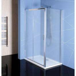 POLYSAN - Easy Line obdélníkový sprchový kout 1100x900mm L/P varianta, brick sklo (EL1138EL3338)