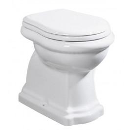 KERASAN - RETRO WC mísa 38,5x45x59cm, spodní odpad (101001)