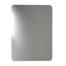SAPHO - ISHAPE zrcadlo 500x900mm, zakulacené rohy, bez úchytu (AG495)