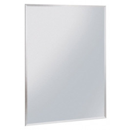 AQUALINE - Zrkadlo 60x80cm, s fazetou, bez uchytenia 22496