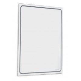 SAPHO - GEMINI LED podsvícené zrcadlo 500x700mm (GM050)