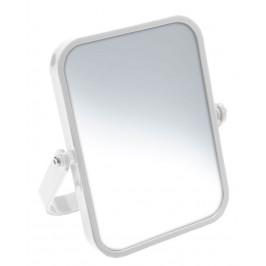 AQUALINE - ELENA kosmetické zrcátko na postavení, bílá (CO2022)