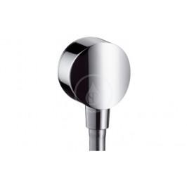 HANSGROHE - Kolínka Připojení hadice Fixfit S se zpětným ventilem, chrom (27456000)