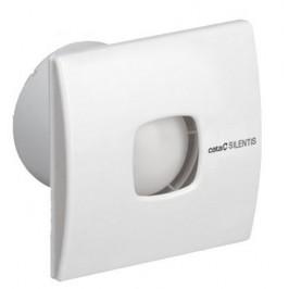 CATA - SILENTIS 12 kúpeľňový ventilátor axiálny, 20W, potrubie 120mm, biela 01080000