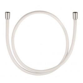 KLUDI - Sprchové hadice Suparaflex sprchová hadica, biela/chróm 6107191-00