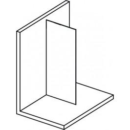 POLYSAN - MODULAR SHOWER jednodílná zástěna pevná k instalaci na zeď, 1500 mm (MS1-150)