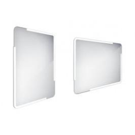 NIMCO Led zrcadlo zrcadlo LED 600x800 rám hliníkový ZP 15002 (ZP 15002)