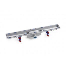ROCA - IN-DRAIN CHANNEL - odtokový žlab 85x5 bez krycí mřížky pro kombinaci s mřížkami X1, X2, geotextilie, průtok 30 l/min (A276153000)