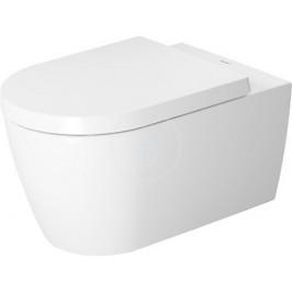 DURAVIT - ME by Starck Závěsné WC, s HygieneGlaze, alpská bílá (2528092000)