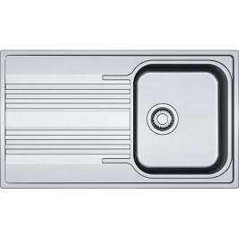 FRANKE - Smart Nerezový dřez SRX 611-86, 860x500 mm (101.0395.016)