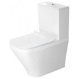 DURAVIT - DuraStyle WC kombi mísa, bílá (2155090000)