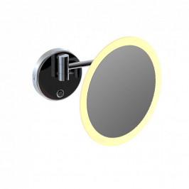 STEINBERG - LED kosmetické zrcátko, s dotykovým senzorem, chrom (650 9030)
