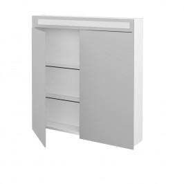 Dreja - Dvoudvéřová galerka MAX GA2O 80 - M01 Bílá mat (237868)