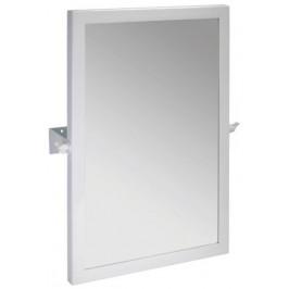 SAPHO - Zrkadlo výklopné 40x60cm, nerez XH007