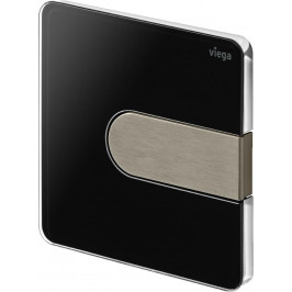 VIEGA  s.r.o. - Viega Prevista sada vybavení plast temně černá / nerez Visign for  Style 23 model 86132 (V 774585)