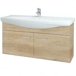 Dreja - Koupelnová skříň TAKE IT SZD2 120 - D15 Nebraska / Úchytka T04 / D15 Nebraska (206499E)