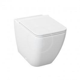 JIKA - Pure Stojící  WC s hlubokým splachováním, Antibak, bílá (H8234240000001)