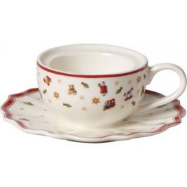 Villeroy & Boch Toy´s Delight Decoration svietnik v tvare šálky na kávu