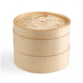 Naparovacie misky Ken Hom Excellence, bambus