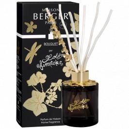 Maison Berger Paris aróma difuzér Jewelry s náplňou Lolita Lempicka 115 ml, čierny