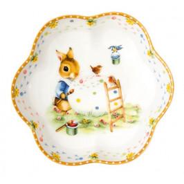 Villeroy & Boch Annual Easter Edition miska zajačik Max, 16 cm