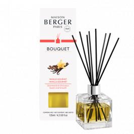 Maison Berger Paris aróma difuzér Cube, Vanilla Gourmet 125 ml
